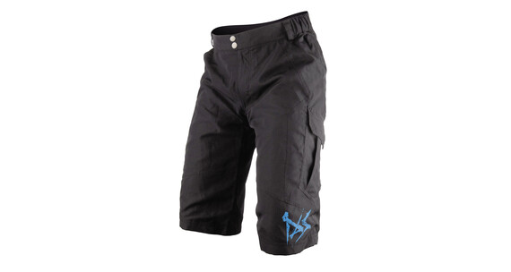 iXS Devas Comp Man Shorts black